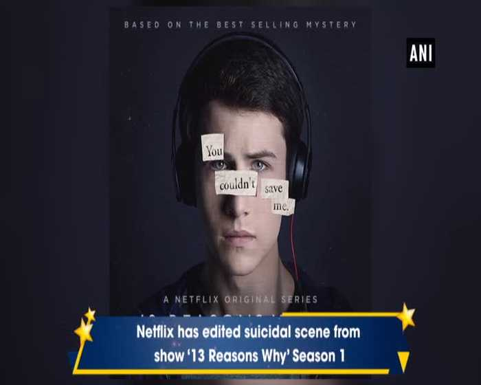 Netflix edit suicide scenes from 13 Reasons Why