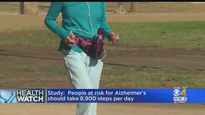 HealthWatch: Exercise May Decrease Risk For Alzheimer's; People Prefer To Cradle Baby In Left Hand