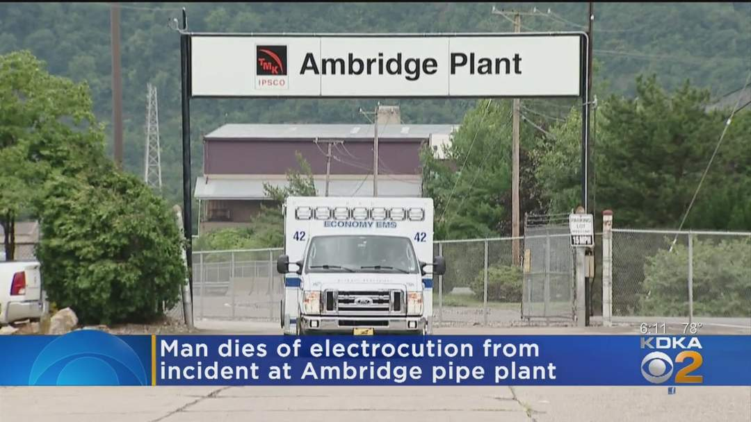 Man Dies After Being Electrocuted At TMK IPSCO Plant In Beaver County