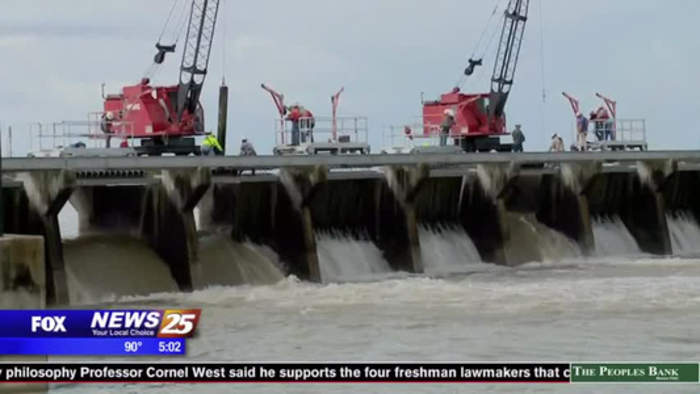 Barry and the Spillway: Looking into the impact on marine life