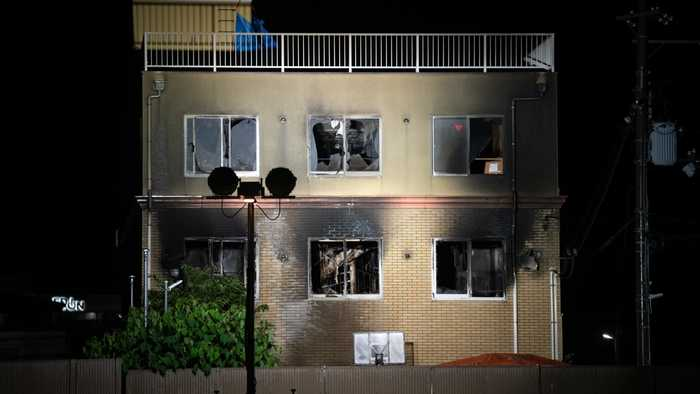 Death Toll Reaches 33 In Arson Fire At Renowned Japanese Anime Studio