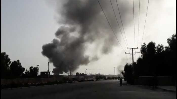 Multiple Killed After Taliban Car Bombs Target Police Building in Kandahar
