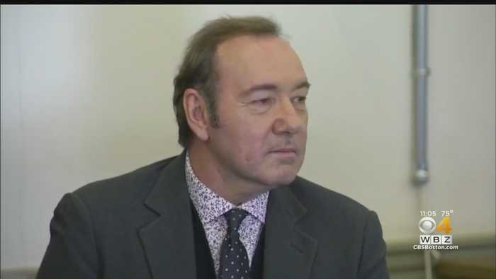 Sex Assault Charge Dropped Against Kevin Spacey On Nantucket