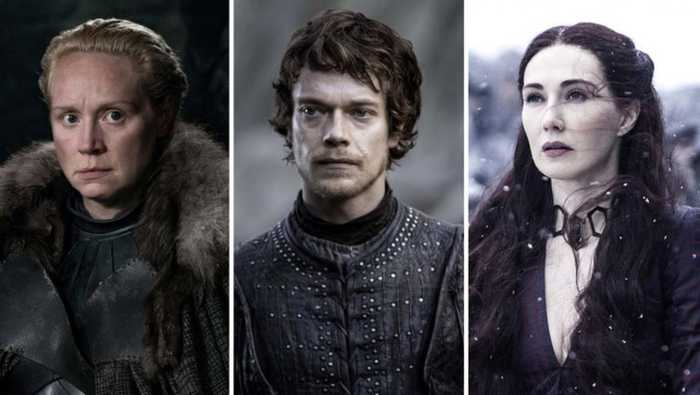 Three 'Game of Thrones' Stars Land Emmy Nominations by Submitting Themselves | THR News