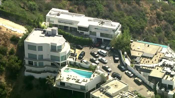 Several Detained in Raid on Rapper YG's Hollywood Hills Home