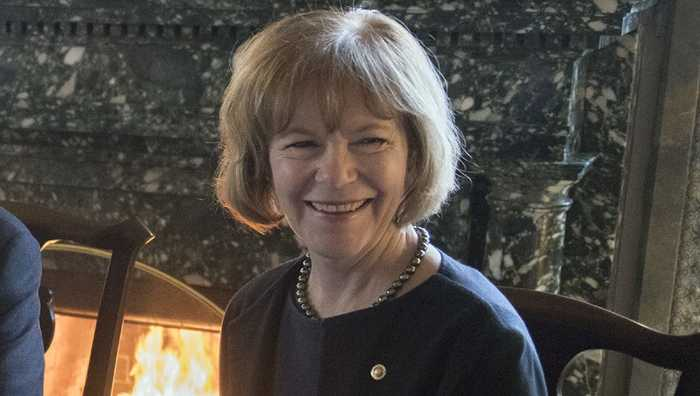 Sen. Tina Smith Sees 'More Questions Than Answers' in Libra Governance