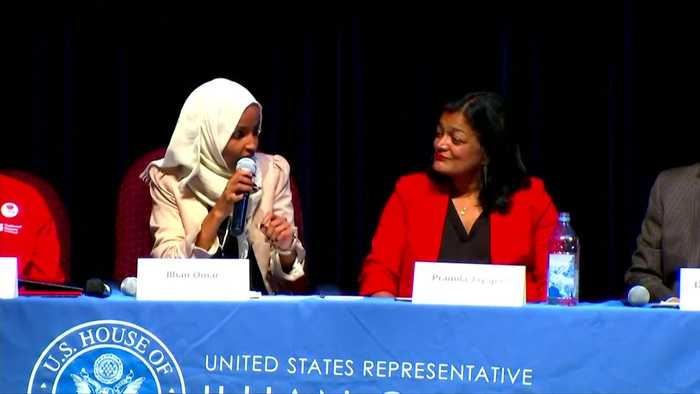 Rep. Ilhan Omar discusses Medicare-for-all
