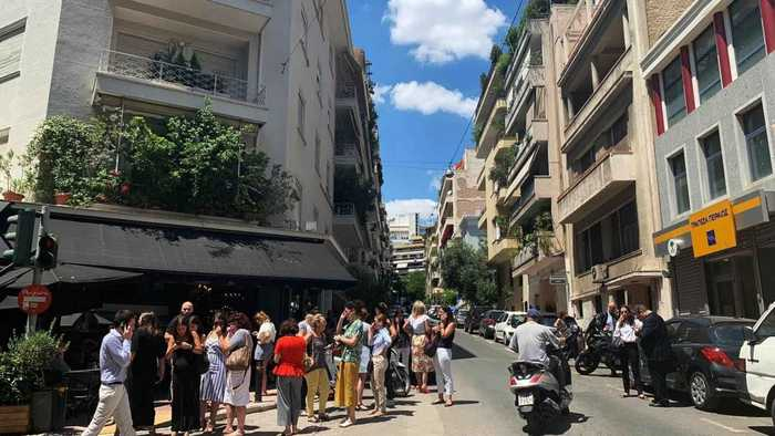 Athens Rattled By 5.1 Magnitude Earthquake