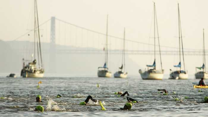 New York City Triathlon Canceled Due To Major Heat Wave