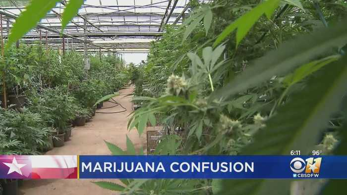 Texas Marijuana Law Confusion?