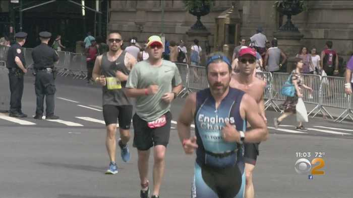 NYC Triathlon Canceled Due To Heat Wave