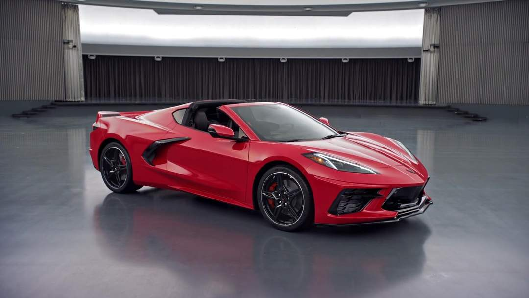 2020 Corvette C8 is here! - One News Page [US] VIDEO