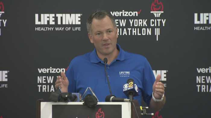 Dangerous Heat Shuts Down NYC Triathlon