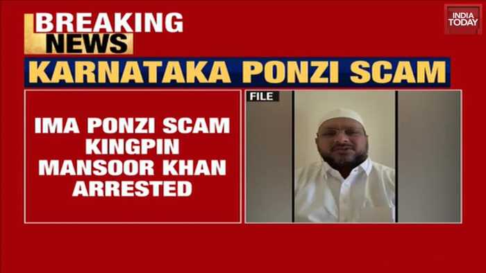 IMA ponzi scam: Kingpin Mansoor Khan arrested