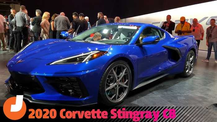 Why the Corvette C8 Became Mid-Engine