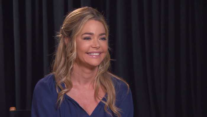 Denise Richards Talks 'The Bold And The Beautiful'
