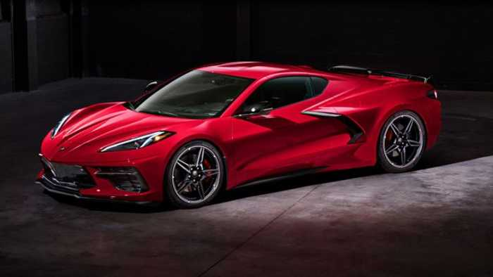 AutoComplete: The C8 Corvette is revealed, Lexus goes off-roading, and Lotus gets hyper and electric