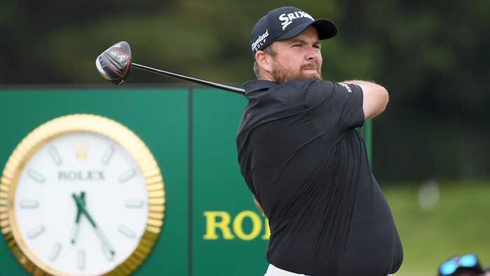 Shane Lowry Shoots 63 Saturday, Takes Four-Shot Lead at The Open Championship