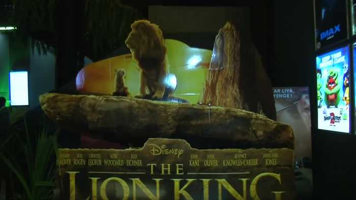 Kenyans excited as 'The Lion King' opens