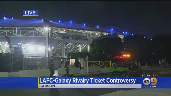 El Trafico Ticket Mishap Leaves Bad Taste For LAFC Fans, Youth Soccer Clubs