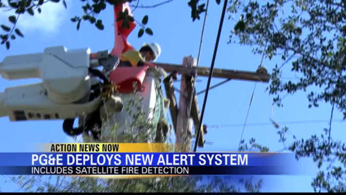 PG&E deploys new alert system