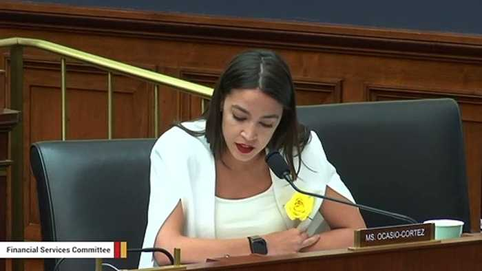 Louisiana Police Officer Seemed To Suggest Ocasio-Cortez Should Be Shot