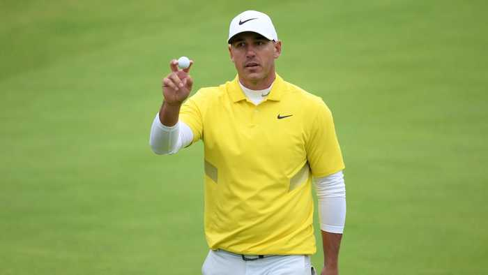 Brooks Koepka Finishes Top-Five in All Four Majors During 2019