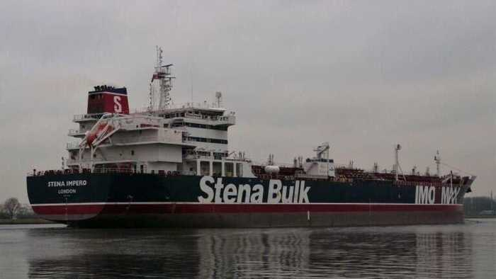 Audio Released Of British Officers Trying To Stop Tanker Seizure