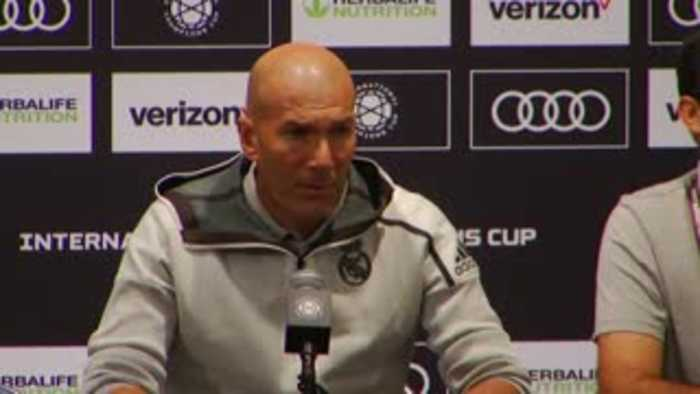 Zidane: It will be good if Bale leaves