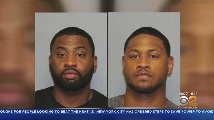 Two Rikers Officers Facing Weapons Charges In NJ