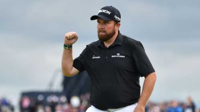 Ireland's Shane Lowry wins The Open
