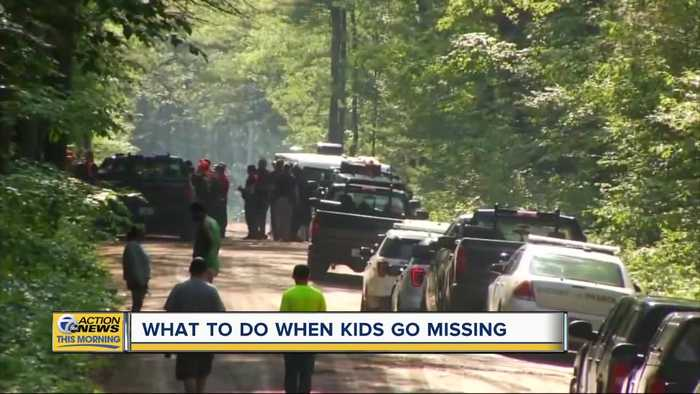 Michigan State Police: What to do if your child goes missing