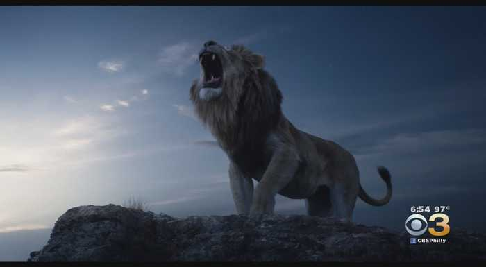 Live-Action 'Lion King' Rakes In Record $185 Million In North America