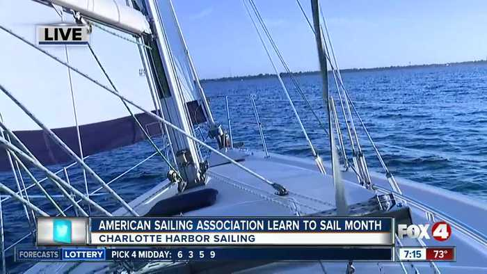 Charlotte Harbor Sailing celebrates Learn to Sail Month