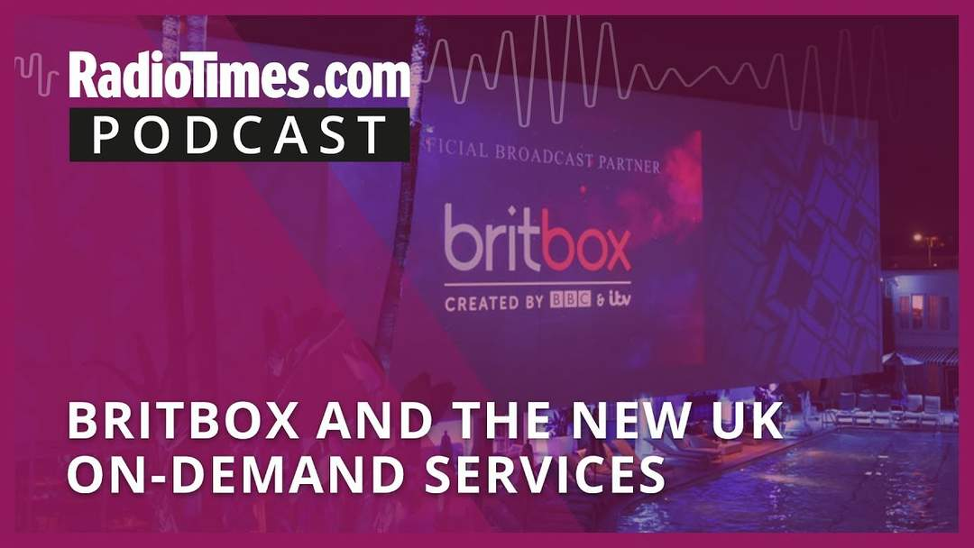 Britbox and the new UK on-demand services