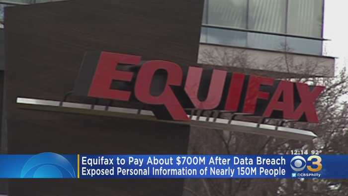 Equifax To Pay About $700M After Data Breach
