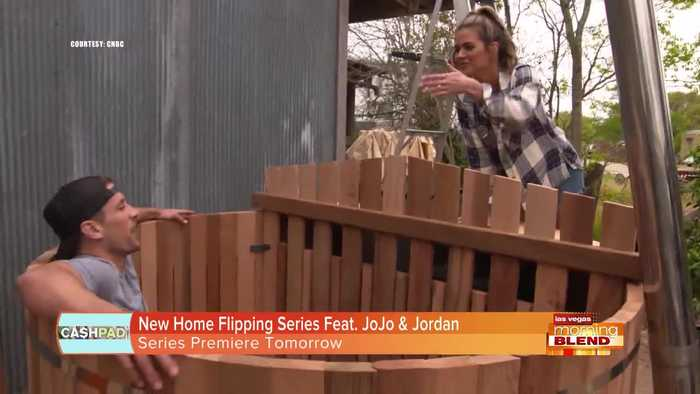 Watch A Reality Show Couple Flip Homes On