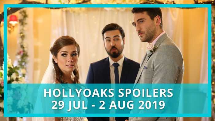 Hollyoaks spoilers: 29 July - 2 August 2019