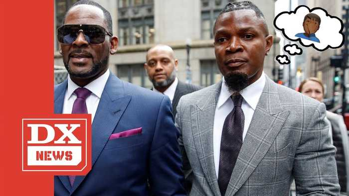 R. Kelly's Crisis Manager Abandons Ship & Disses Him To Gayle King
