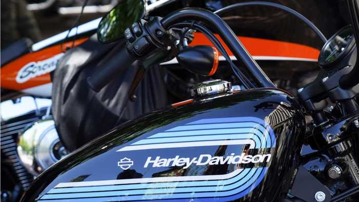 Harley-Davidson forced to cut number of shipments after falling quarter