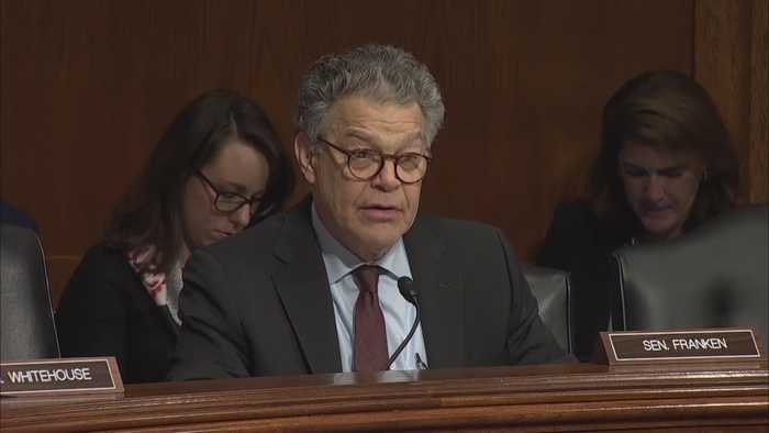 Al Franken 'Absolutely' Regrets Resigning Without Senate Ethics Investigation