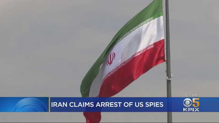 Iran: 17 Iranians Arrested, Accused Of Spying For CIA
