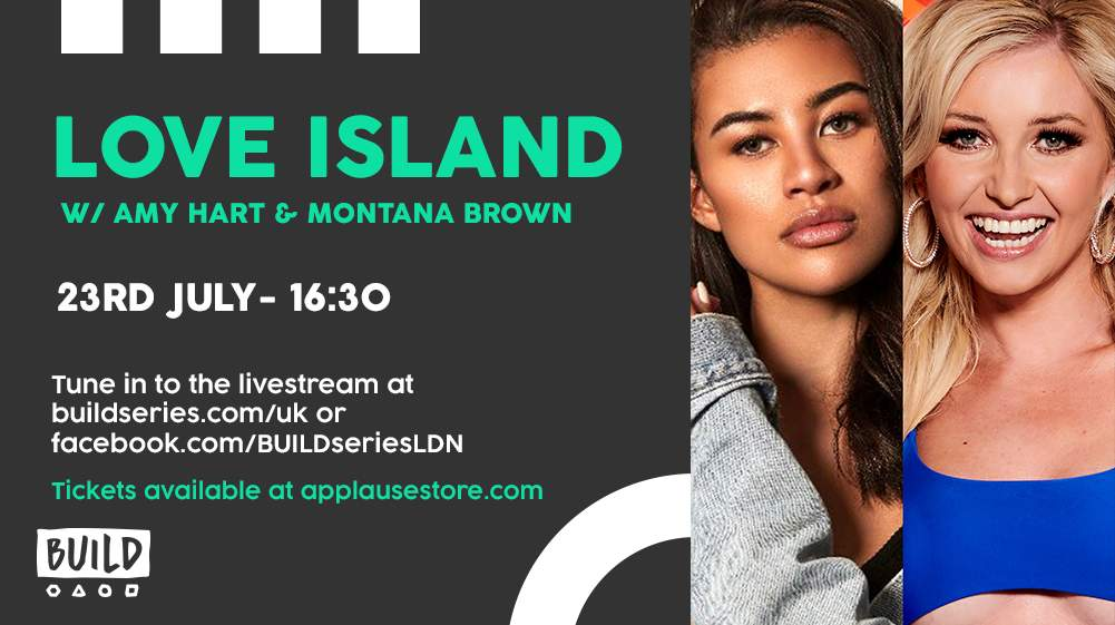 Live From London - Love Island Special with Amy Hart & Montana Brown