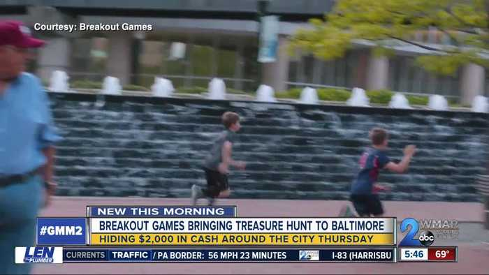 Lexington treasure hunt with Breakout Games - One News Page [US] VIDEO