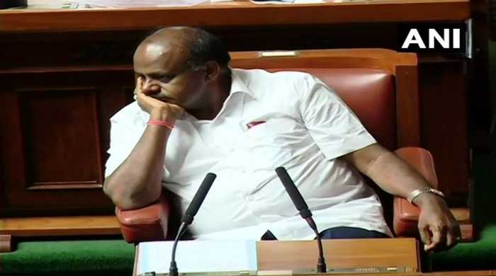 Kumaraswamy loses trust vote in Assembly; Congress-JD(S) coalition falls