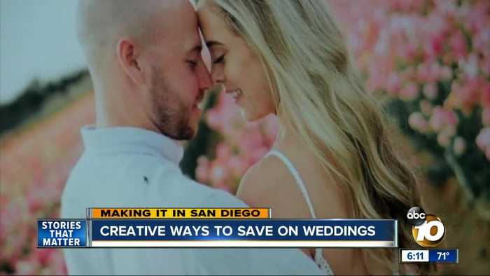 High wedding costs forcing couples to look for ways to save
