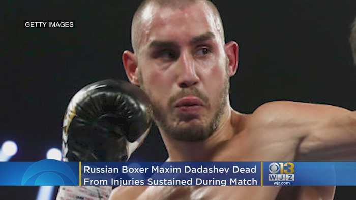Russian Boxer Maxim Dadashev Dies After Losing Match At MGM National Harbor