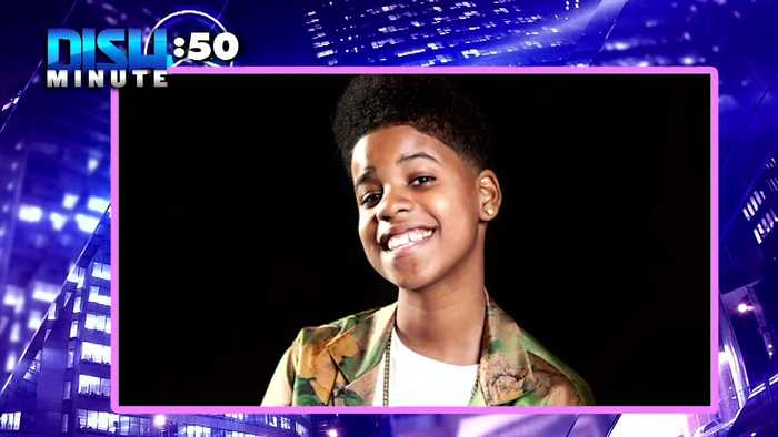 Cleveland Minute: Twelve-Year-Old JD McCrary Secures The Bag In 'The Lion King' Reboot
