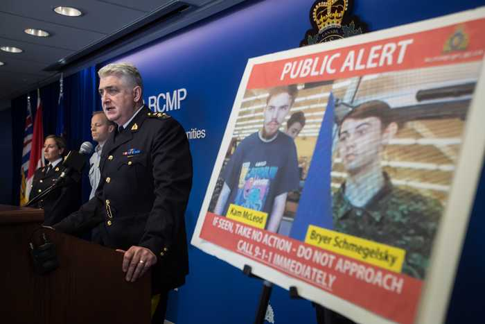 Two Suspects Wanted After String Of Murders In Northern B.C.