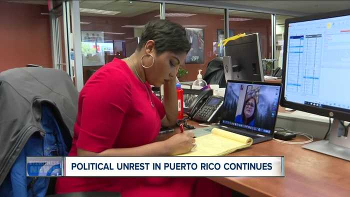 Buffalo stands in solidarity with Puerto Rico